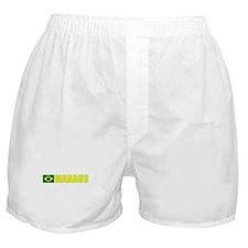 Manaus, Brazil Boxer Shorts