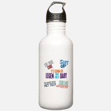 How I Met Your Mother Quotes Water Bottle