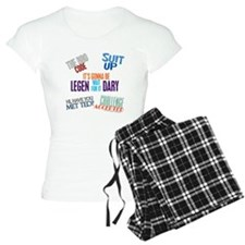How I Met Your Mother Quotes Pajamas