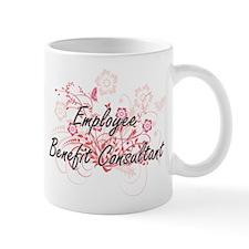Employee Benefit Consultant Artistic Job Desi Mugs