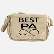 BEST PA EVER Messenger Bag