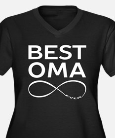 BEST OMA EVER Plus Size T-Shirt
