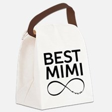 BEST MIMI EVER Canvas Lunch Bag
