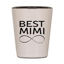 BEST MIMI EVER Shot Glass