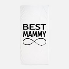 Best Mammy Ever Beach Towel