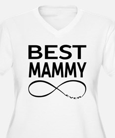 Best Mammy Ever Plus Size T-Shirt