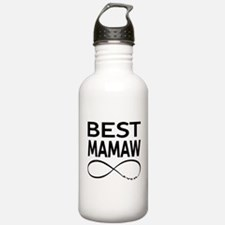 BEST MAMAW EVER Water Bottle