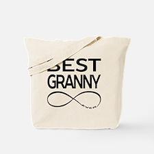 BEST GRANNY EVER Tote Bag