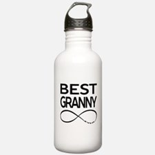 BEST GRANNY EVER Water Bottle