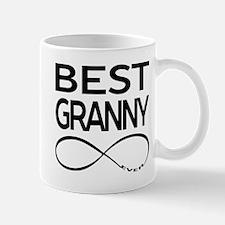 BEST GRANNY EVER Mugs