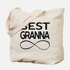 BEST GRANNA EVER Tote Bag