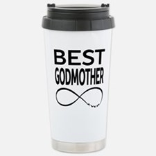 BEST GODMOTHER EVER Travel Mug