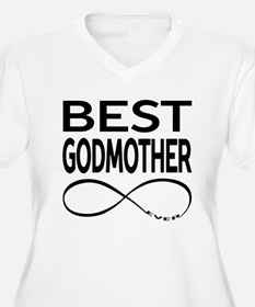 BEST GODMOTHER EVER Plus Size T-Shirt