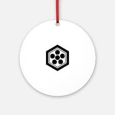 kikkougoyou Round Ornament