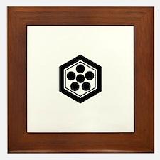 kikkougoyou Framed Tile