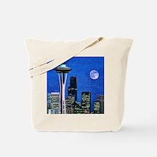 Unique Washington Tote Bag