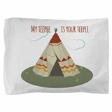 Tipi Pillow Sham