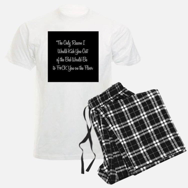 Naughty: F*ck on the floor Pajamas