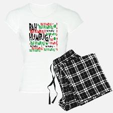 Bah Humbug Chr Pajamas