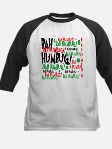 Bah Humbug Chr Baseball Jersey