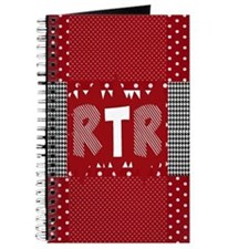 RTR houndstooth Journal