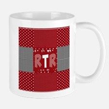RTR houndstooth Mugs