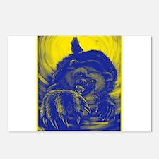 Wolverine Enraged Postcards (Package of 8)