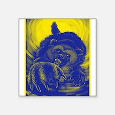 Wolverine Enraged Sticker