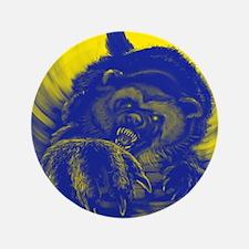 Wolverine Enraged Button