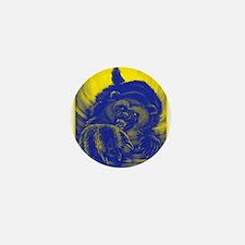Wolverine Enraged Mini Button
