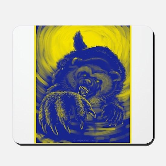 Wolverine Enraged Mousepad