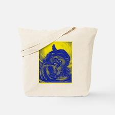 Wolverine Enraged Tote Bag