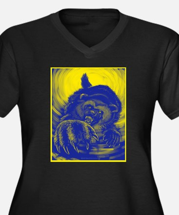 Wolverine Enraged Plus Size T-Shirt