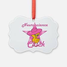Neuroscience Chick #8 Ornament