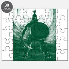 Hoplite Warrior Puzzle