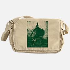 Hoplite Warrior Messenger Bag