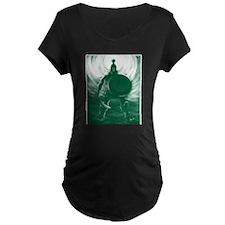 Hoplite Warrior Maternity T-Shirt