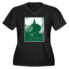 Hoplite Warrior Plus Size T-Shirt