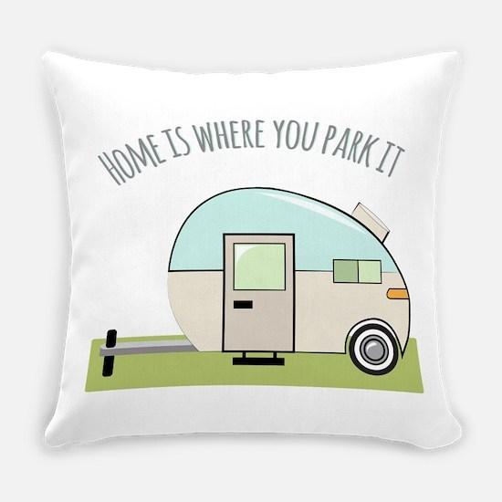 Home Park Everyday Pillow