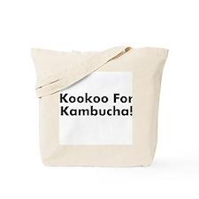 Kookoo For Kambucha! Tote Bag