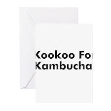 Kookoo For Kambucha! Greeting Cards (Pk of 10)
