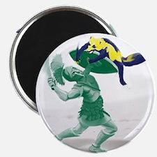 Hoplite vs. Wolverine Magnets