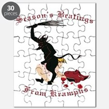 Cool Krampus Puzzle