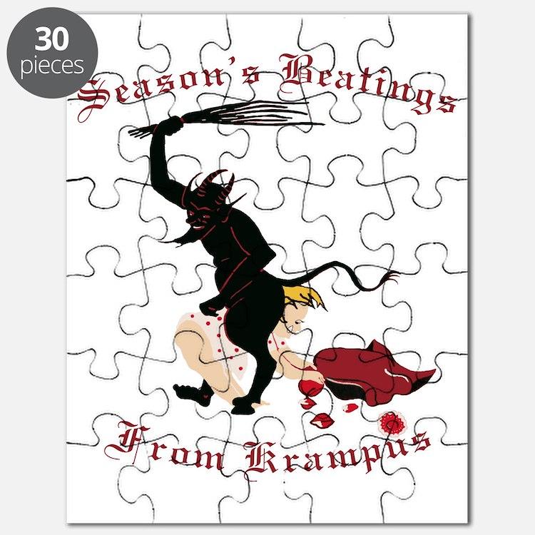Cute Krampus Puzzle