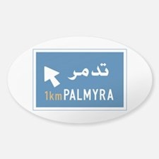 Palmyra, Syria Decal