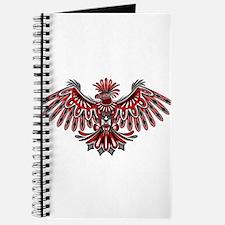 Eagle Tattoo Style Haida Art Journal