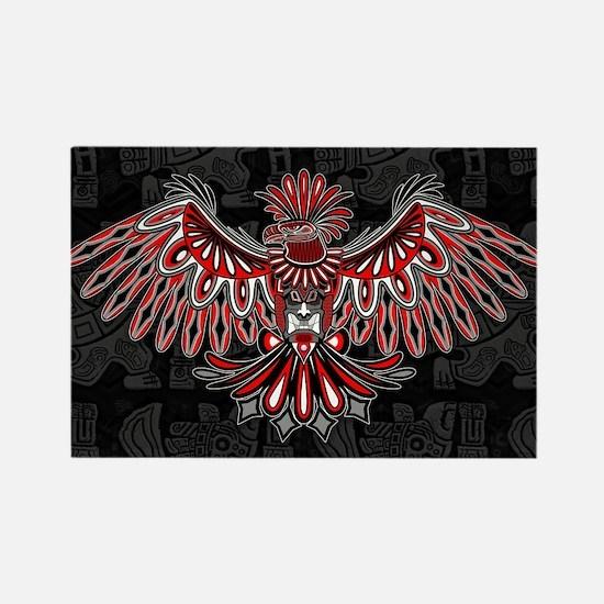 Eagle Tattoo Style Haida Art Magnets