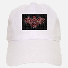 Eagle Tattoo Style Haida Art Baseball Baseball Cap
