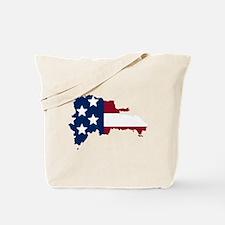 Dominican American Tote Bag
