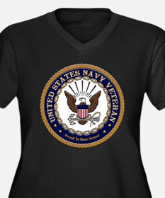 US Navy Veteran Proud to Have Served.png Plus Size